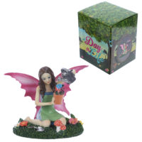 Decorative Garden Time Collectable Fairy Figurine