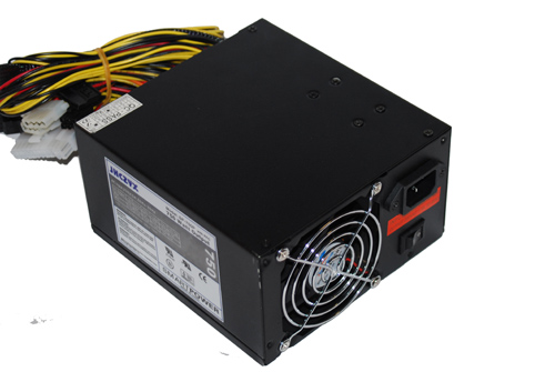Untitled document   Power X - ATX Power Supply / Power Supply 750W    Specifications: 120mm-cooler -Fuzzy-Logic Control System Fan