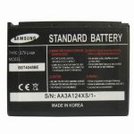 Untitled document Battery for Samsung U900
