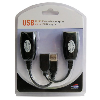 Untitled document   Overview  1) Extends the distance of a USB device from a USB enabled computer up  to 150ft. Ideal for use with USB cameras