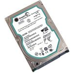 Untitled document 	       * Seagate Momentus 5400.3 ST960813AS 60 GB SATA/150 Notebook Hard Drive    * General Features:    * 60 GB storage capacity    * 5400 RPM spindle speed    * 8 MB buffer    * 12 ms average seek time    * Average latency: 5.6 ms    * Serial ATA/150 interface    * Low power consumption for maximum battery life    * Whisper-quiet acoustics    * Perpendicular recording technology     * 2.5-inch form factor    * 9.7 mm drive height    * Power Specifications:    * +5V - 0.487A    * Regulatory Approvals:    * cULus    * CE    * C-Tick    * MIC    * BSMI    * TUV