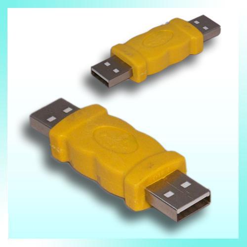 Αντάπτορας USB male-male UU-02