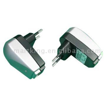 Φορτίστε εύκολα το mp3 σας ή χρησιμοποιήστε σε οποιαδήποτε άλλη συσκευή που τροφοδοτείτε από USB χωρίς την χρήση του υπολογιστή σας.