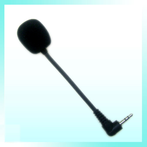 Untitled document    Μικρό μικρόφωνο για φορητούς υπολογιστέςΜε ευέλικτη gooseneck και καθαρό ήχο Συχνότητα: 30 - 16.000HzΤέλειο για Internet τηλεφωνίαConnector: 3.5 mm