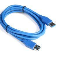 blue 18143 cable/connectors adap. cable detech usb usb 3.0 1.5m
