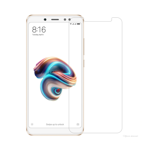 Tempered glass DeTech for Xiaomi Redmi Note 5
