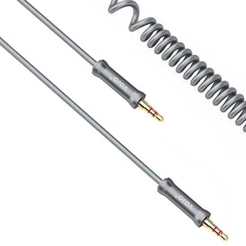 Audio cable DeTech 3.5mm