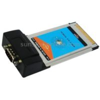1)16-bit pc compliant (PCMCIA Revision 7.1) 2)128-byte deep transmitter/receiver FIFO 3)Supports data rate up to 15mbps 4)Very low power consumption 3.3v/5v operation voltage 5)Fully software compatible with industry standard 16c550 type UARTs  6)Removable cable provides one DB9 connector for device connection (dual or four serial ports ) 7)Works with various types of RS232 serial devices including modems