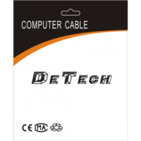 -18012 cable/connectors adap. cable detech usb usb high quality